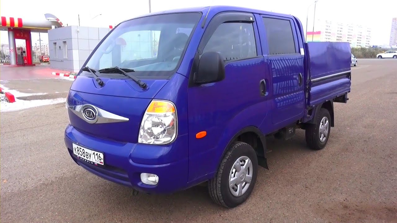 hight resolution of 2011 kia bongo 3 4x4 start up engine and in depth tour