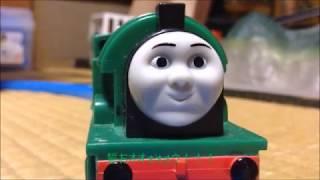プラレール 機関車トーマス 前編「ピーターサムゥ 、」 後編「忠誠をォォォ、誓おオォォう!!」