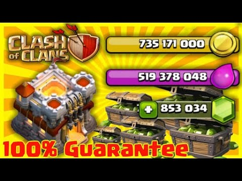 How to Hack Clash Of Clans In 1 Minute !! Coc hack apk is also here .. it's freee