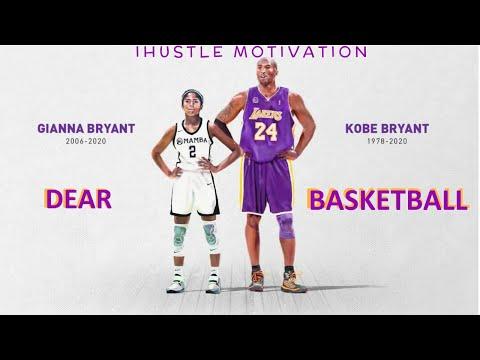 Kobe Bryant - Dear Basketball - Official Motivation