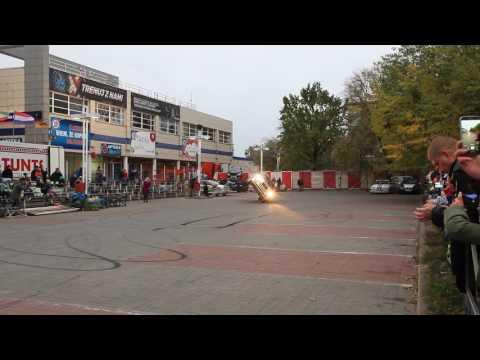 American monster truck motor show w Bydgoszczy