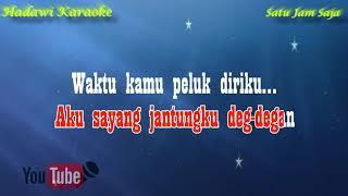 Download Mp3 Karaoke Zaskia   Satu Jam Saja Tanpa Vokal