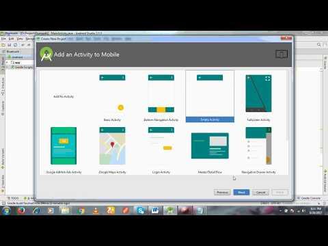 Building Camera App Using Intent & Mediastore in Android Studio