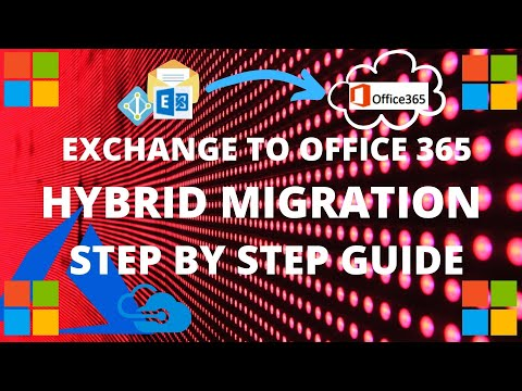 Exchange On-Premise To Office 365 Hybrid   Mailbox Migration Exchange Online   Step By Step Guide