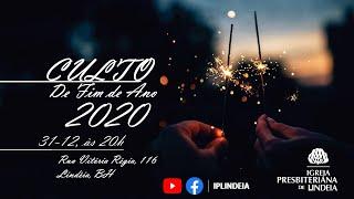 Culto de fim de ano 2020