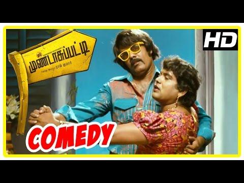 Mundasupatti Comedy Scenes | Part 2 | Vishnu | Kaali Venkat | Munishkanth | Latest Tamil Comedy
