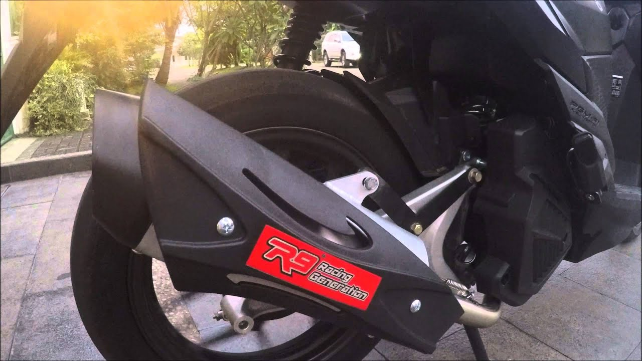 R9 Misano Series Honda Vario 150 ESP YouTube
