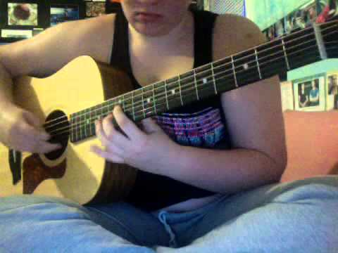 american-football-never-meant-guitar-cover-breakdowntutorial-brianna-o-hagan