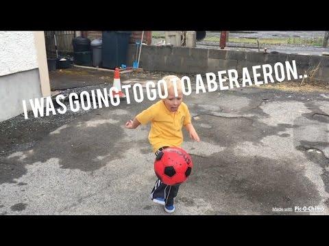 I was going to go to Aberaeron....