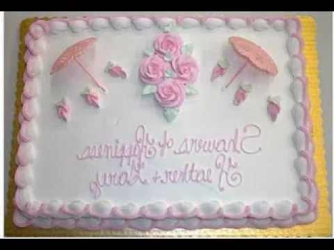 bridal shower cake sayings