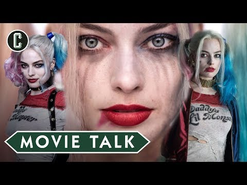 Margot Robbie at Work on Multiple Harley Quinn Movies - Movie Talk