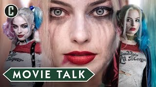 Margot Robbie at Work on Multiple Harley Quinn Movies - Movie Talk