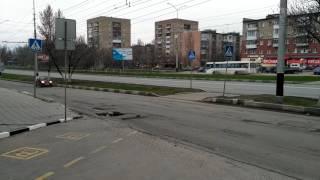 """На проспекте Строителей появилась """"ловушка"""" для автомобилистов"""