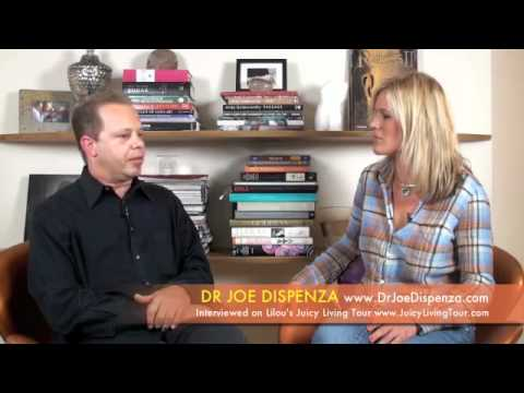 Dr Joe Dispenza - How to evolve our brain to experiment a new reality_ Stepping in the unknown.flv