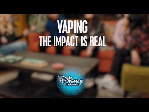 Anti-Vaping Pro-Social Message   Raven's Home   Disney Channel
