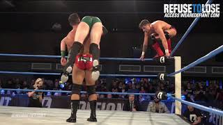 Aussie Open Defend Tag Tag Titles Against Alpha Bad (Refuse To Lose '18 Highlights)