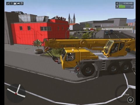 #GamePlay Construction Simulator.  Construcción de un Media Martk.