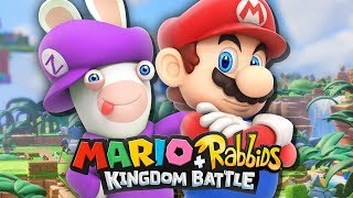Der Mario Taktik-Shooter! | MARIO + RABBIDS Kingdom Battle