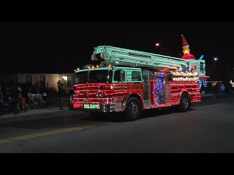 2015 Clementon, New Jersey Holiday Parade