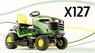 Minitractor X127 | John Deere ES
