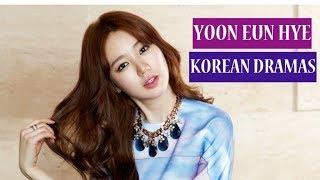 TOP [8] YOON EUN HYE KOREAN DRAMA YOU MUST WATCH ll K FANATIC