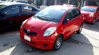 Toyota Yaris\Vitz 2007 Complete Review