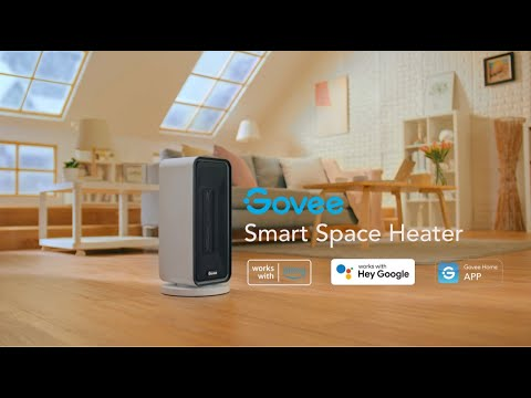 Govee Smart Space Heater   More Govee Smart Appliances Are Coming
