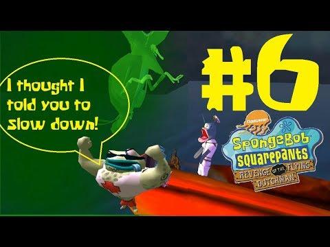 SpongeBob Revenge of the Flying Dutchman Level 6 (Goo Lagoon) (720p)