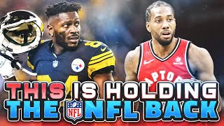 The Real Reason Why NBA Free Agency is crazier than the NFL, Why don't NFL Pro bowlers change teams?