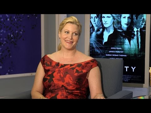 Anna Gunn Sings 'Life is a Cabaret'