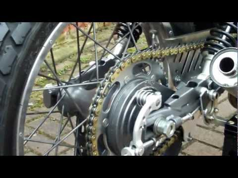 SWM 380cc Dirt Tracker