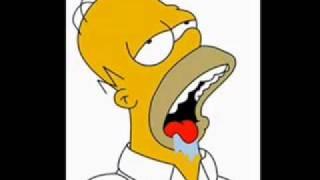 Homer Simpson Gurgle Noise