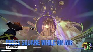 How to Jump to Rubble (Stepping Stones, Realm of Gods) in Kingdom Hearts 3
