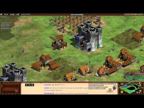 Aoe2 HD: Regicide Metropolis (3 TCs, 3 Castles, 3 Kings!)