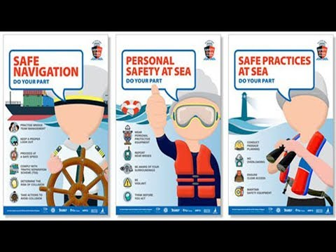 Personal Safety On Board Ship