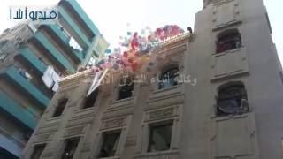 بالفيديو : المواطنون بمحافظة البحيرة يحتفلون بأول أيام عيد الأضحى بالحدائق والمناطق الاثرية