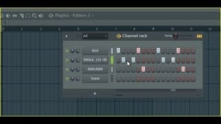 how to create dholki pattern in fl studio/ star comedy