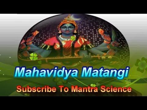 """""""Matangi"""" Mantra - Mahavidya Matangi"""