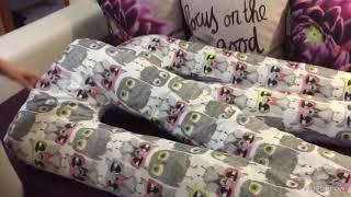 Обзор подушки для беременных