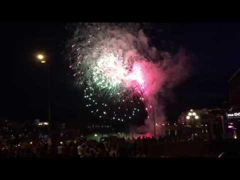 Canada Day Fireworks 2016 | Victoria, BC