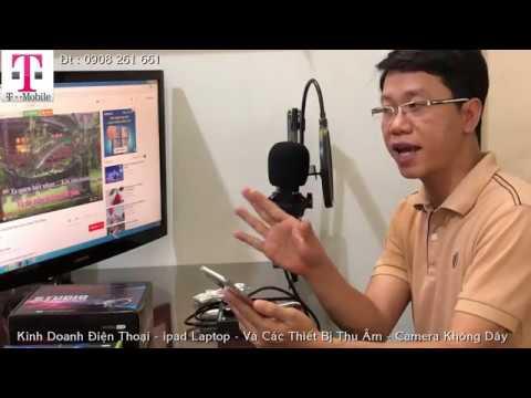 Trọn bộ Live stream thu âm BM 800 sound card V8 - Cho chất lượng âm thanh rất hay