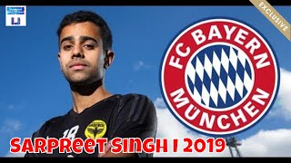 Sarpreet Singh: Who is the Bayern Munich newcomer and New Zealand rising star?