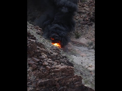Las Vegas tour helicopter crashes in Grand Canyon, killing 3