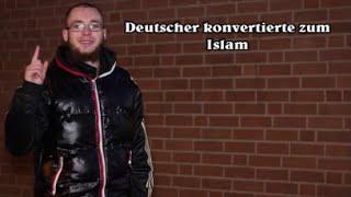 Ich war Alkholiker bevor ich Muslim wurde | Deutscher Konvertiert zum Islam