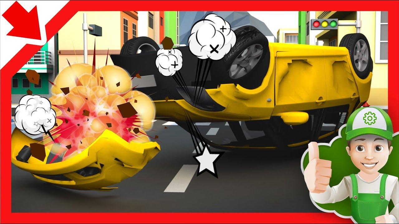 Kartun Mobil Bak Mobil Anak Kecil Kartun Anak Anak Indonesia
