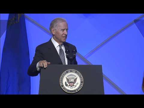 The Honorable Joe Biden, Vice President of the United States Special Remarks