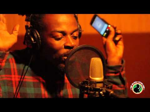 Kwaw Kese - We Shall Win Recording Session