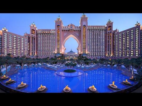 Atlantis Hotel Dubai, Palm Jumeirah