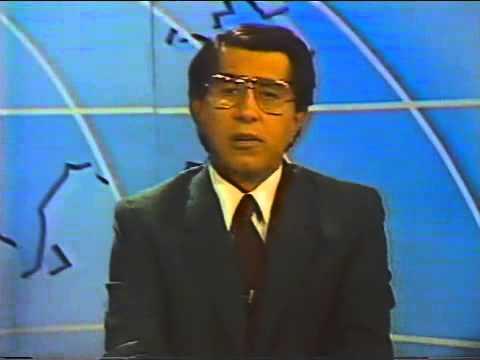 Informe del Noticiero del Medio día sobre el secuestro de Andrés Pastrana -18 de enero de 1988-