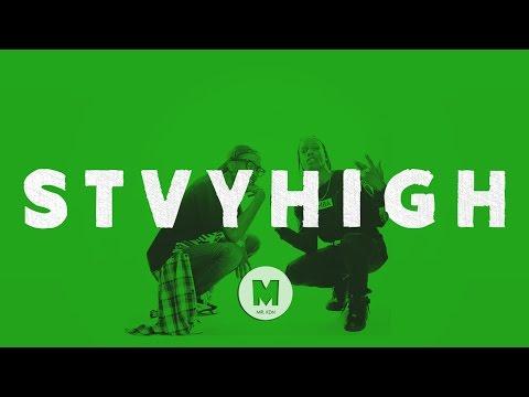 Wiz Khalifa ft. Asap Rocky Type Beat - STVYHIGH (Prod. By Mr. KDN)